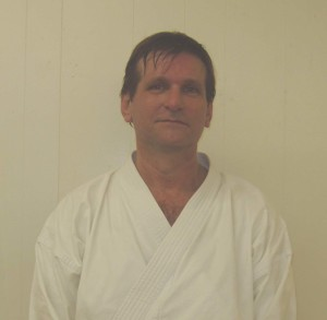 Sensei Mike is an instructor at the Lafayette Karate Club.